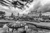 Cloudy Day at Culzean Castle