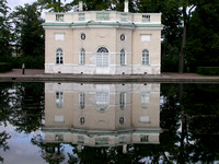 Reflections at Garden of Catherine Palace