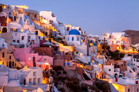 Oia at Twilight