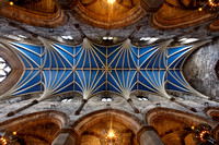 Blue Ceiling, St Giles Cathedral
