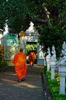 Monks at Royal Palace