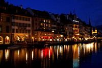 Old Town Luzerne Reflections