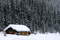 Ski Lodge, Lake Louise
