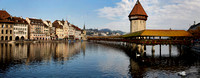 Panorama of Old Town, Luzerne