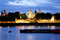 Tower of London at Twilight