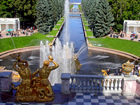 View from Peterhof Palace