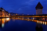 Reflections on Reuss River