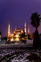 Blue Mosque at Twilight