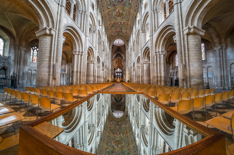 Ely Cathedral Reflections