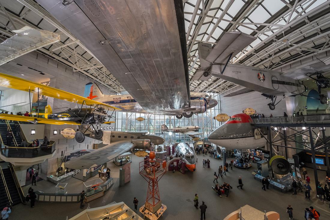 Air & Space Museum